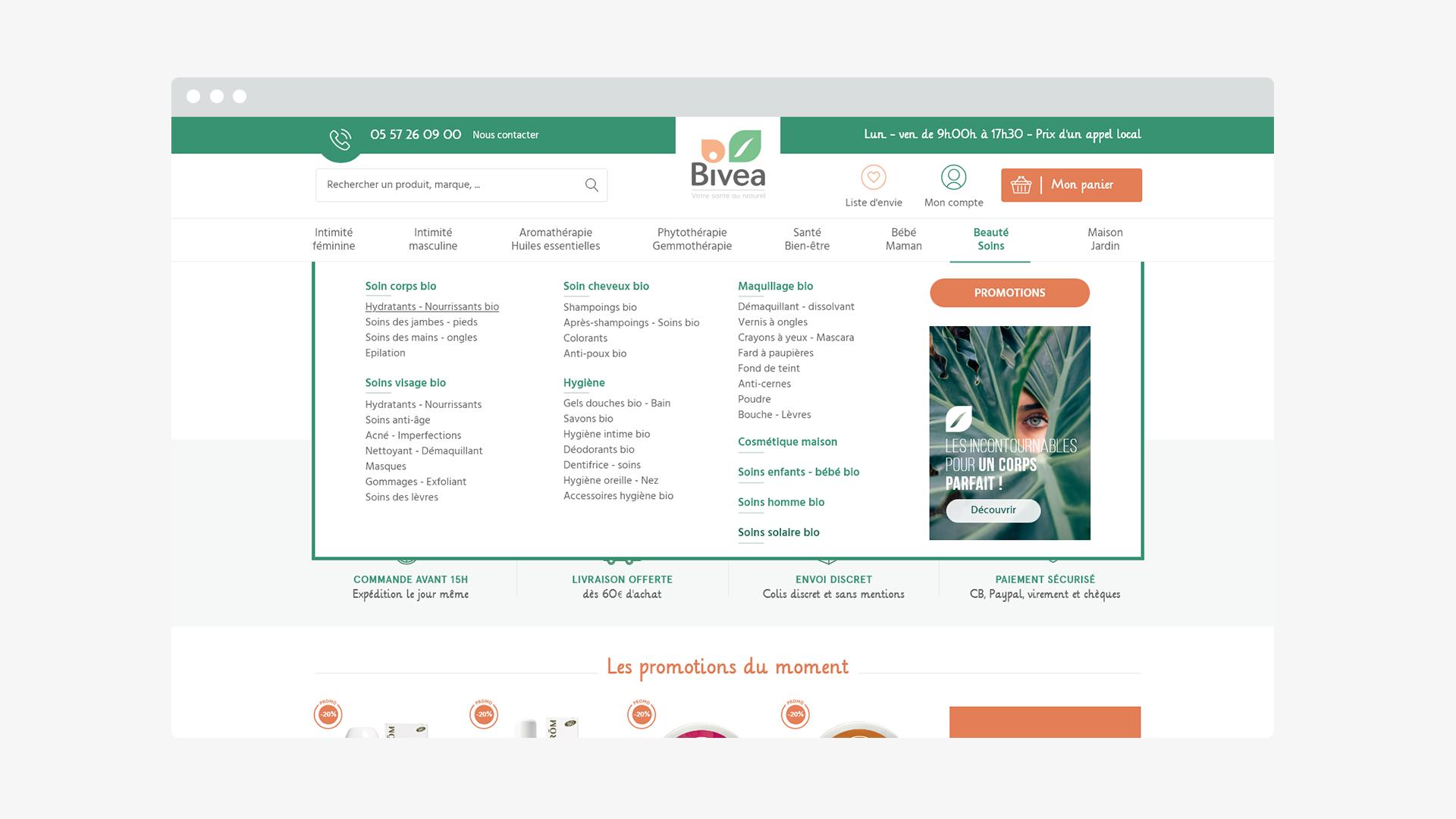 portfolio-bivea-webdesign-02-studio-polette-graphiste-strasbourg